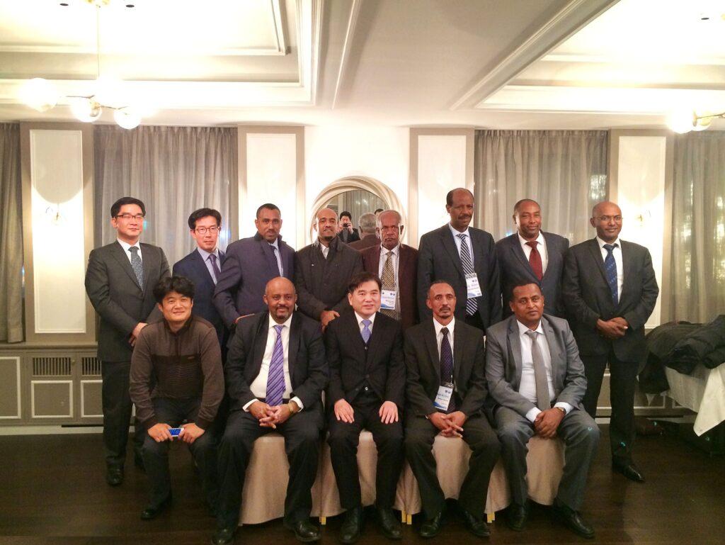 Benchmarking UNI-PASS single window by Ethiopian Authorities